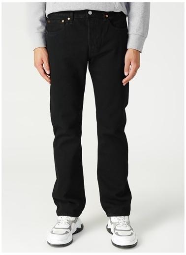 Levi's® Levis Siyah 501 Denim Pantolon Siyah
